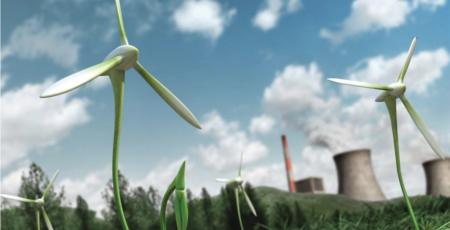 решения в области альтернативной энергии (ветреная и малые гидро-электро станции)